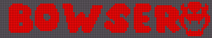 Alpha pattern #11914