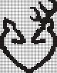 Alpha Friendship Bracelet Pattern #11923