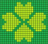 Alpha Friendship Bracelet Pattern #11925