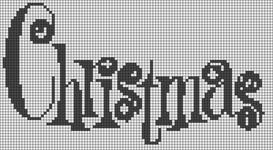 Alpha Friendship Bracelet Pattern #11930