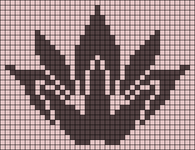 Alpha pattern #11932
