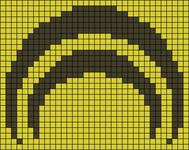 Alpha pattern #11933