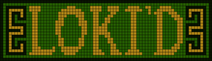 Alpha pattern #11935