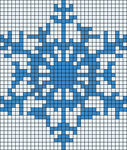 Alpha pattern #11936