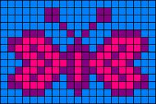 Alpha pattern #11948