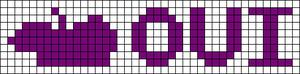 Alpha pattern #11952