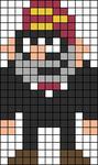 Alpha pattern #11955