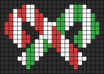 Alpha Friendship Bracelet Pattern #11956