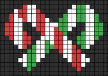 Alpha pattern #11956