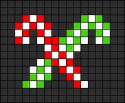 Alpha pattern #11957