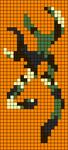 Alpha pattern #11960