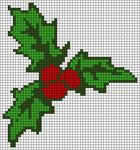 Alpha pattern #11962