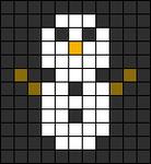 Alpha pattern #11963