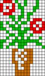 Alpha Friendship Bracelet Pattern #11968