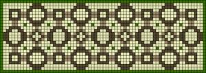 Alpha pattern #11971