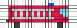 Alpha pattern #11974