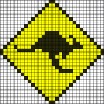 Alpha pattern #11979