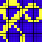 Alpha pattern #11980