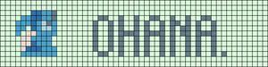 Alpha pattern #11985