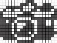 Alpha pattern #11994