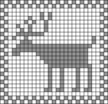 Alpha pattern #11999