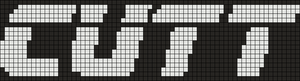 Alpha pattern #12003
