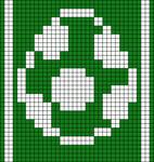 Alpha pattern #12005