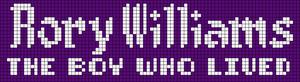 Alpha Friendship Bracelet Pattern #12023