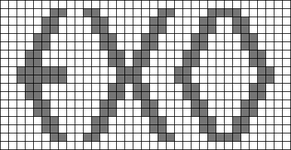 Alpha pattern #12031