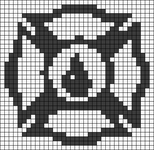 Alpha pattern #12038