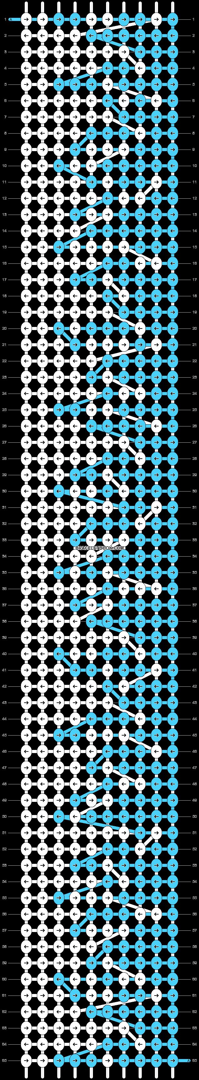 Alpha pattern #12040 pattern