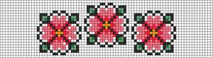 Alpha pattern #12042