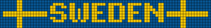 Alpha pattern #12051