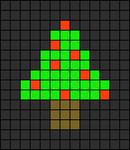 Alpha pattern #12058