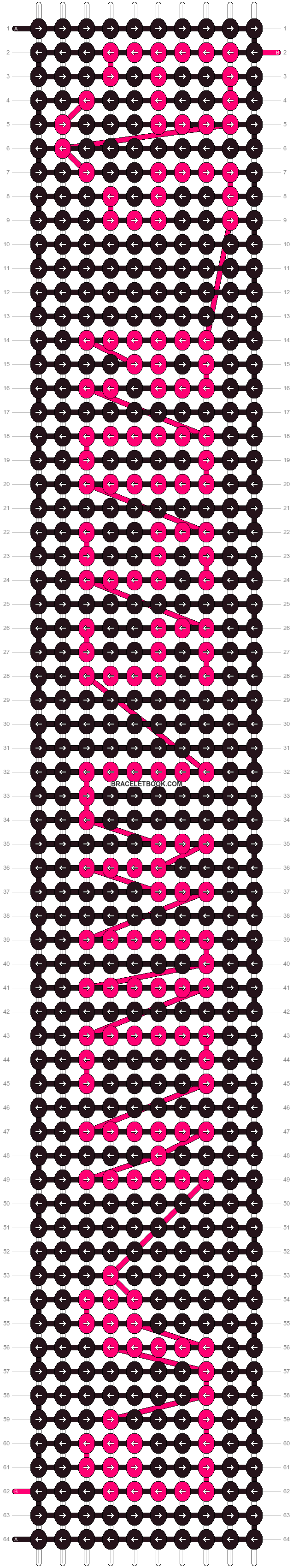 Alpha pattern #12060 pattern