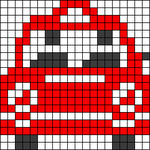 Alpha pattern #12064