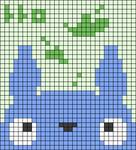 Alpha pattern #12074