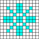 Alpha pattern #12083