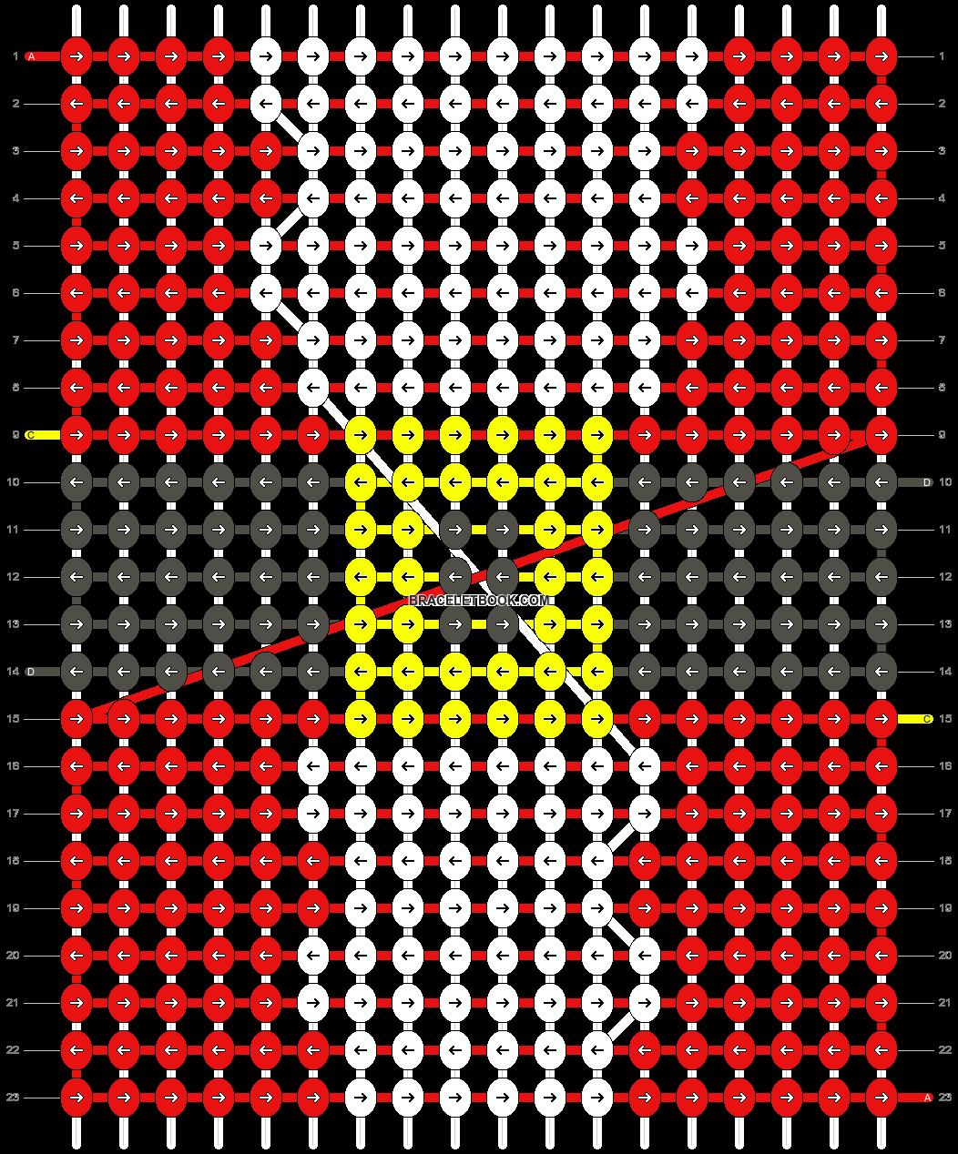 Alpha pattern #12094 pattern