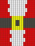 Alpha Friendship Bracelet Pattern #12094