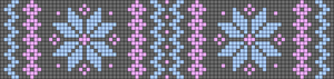 Alpha pattern #12099