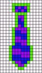 Alpha pattern #12101