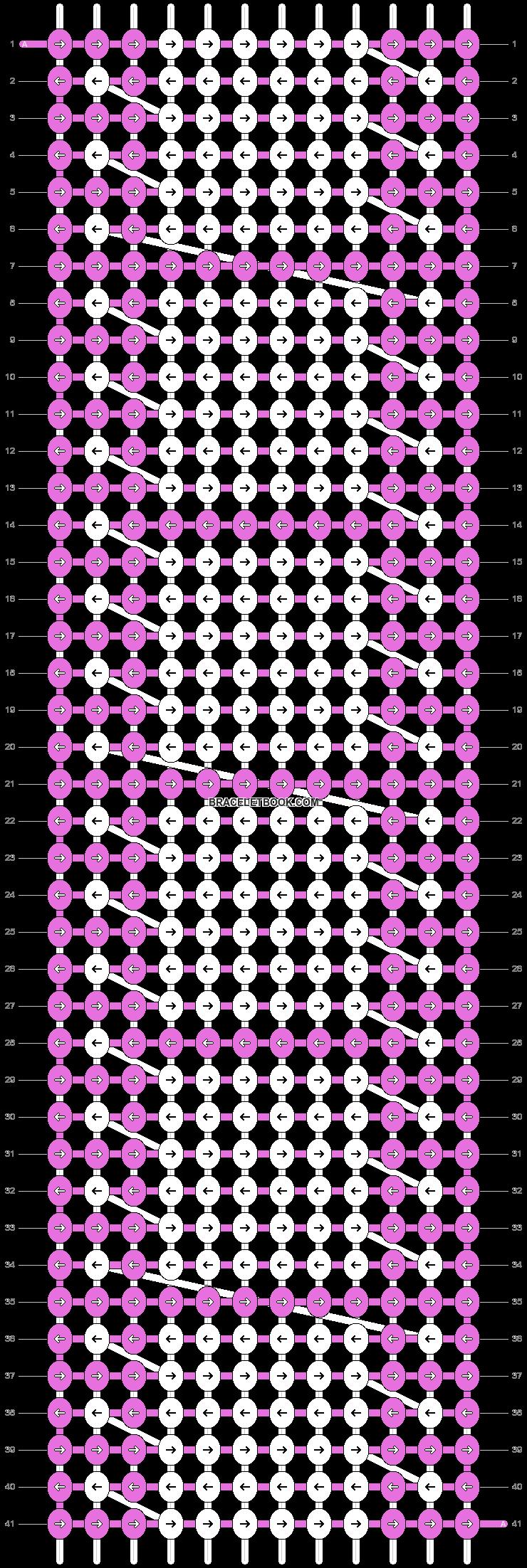 Alpha pattern #12102 pattern