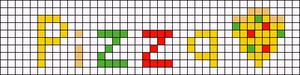 Alpha pattern #12103