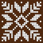 Alpha pattern #12118