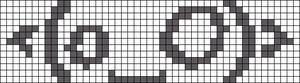 Alpha pattern #12123