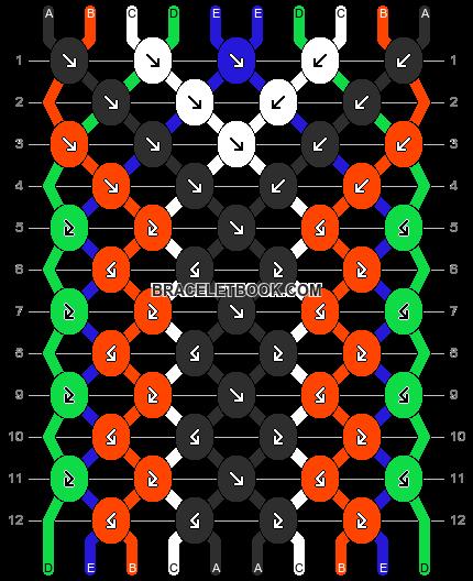 Normal pattern #12135 pattern