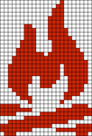 Alpha pattern #12143