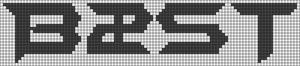 Alpha pattern #12144