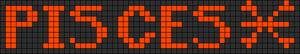 Alpha pattern #12150